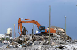 Recovery Debris Cleanup