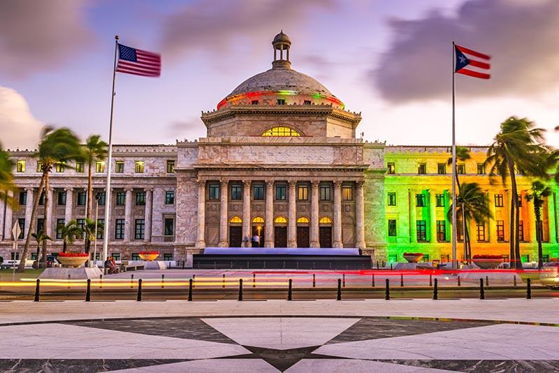 Puerto Rico Starts Anew