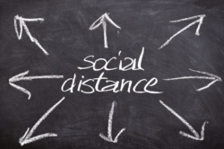 Coronavirus: La importancia de la distancia social